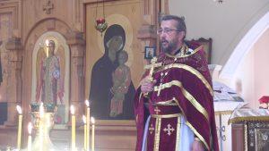 Христианская православная проповедь на Воздвижение Честного и Животворящего Креста Господня. Проповеди священника Игоря Сильченкова