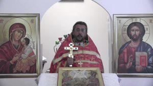 Христианская православная проповедь в день памяти мучеников Акепсима епископа, Иосифа пресвитера и Аифала диакона. Проповеди священника Игоря Сильченкова [16.11.2018]