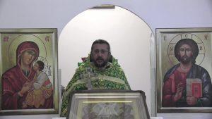 Спасайтесь послушанием, слезным покаянием, молитвой В день паями Афанасия, затворника Печерского.