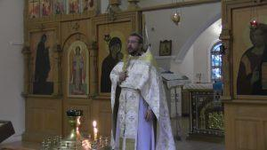 У каждого из нас есть богатство, которое мешает войти нам в Царствие Небесное. Священник Игорь Сильченков